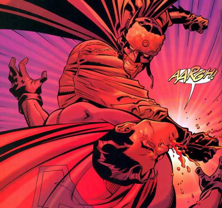 Dans cette histoire, Batman tente vainement de jouer les gros bonnets…