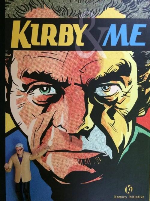 Kirby est grand et moi, je suis tout petit !