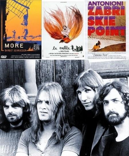 Pink Floyd (Rick Wright, David Gilmour, Roger Waters & Nick Mason). Quatre garçons invisibles (sur les pochettes de disque) qui auront fait leur cinéma, et accessoirement changé le visage de la musique moderne…