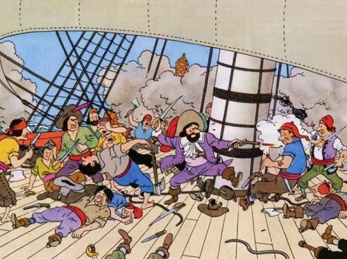 Sus aux pirates !