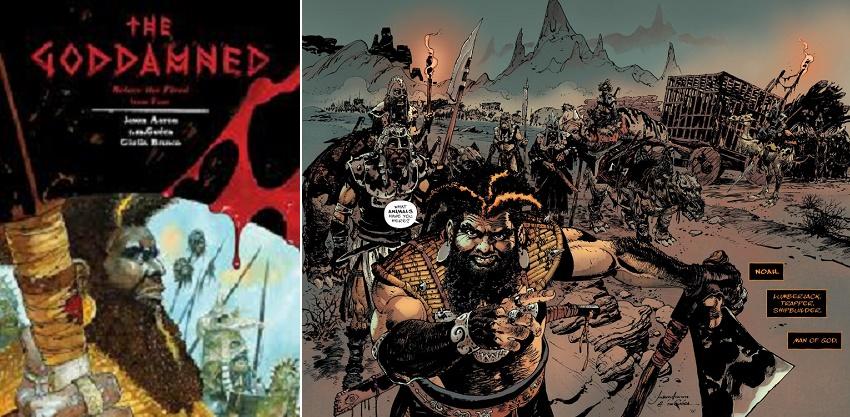 Noé : Un chef de clan ? Le sauveur de l'humanité ? Ou bien un sauvage sanguinaire à peine moins pire que les autres ?