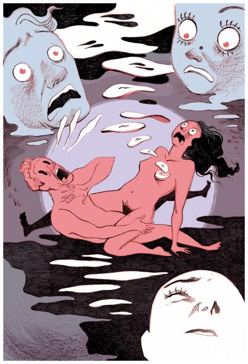 Sous le tropique du cancer, la sexualité n'est pas très épanouie
