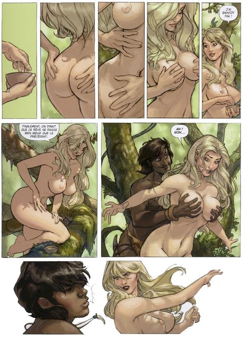 Un ersatz de Tarzan aux mains baladeuses