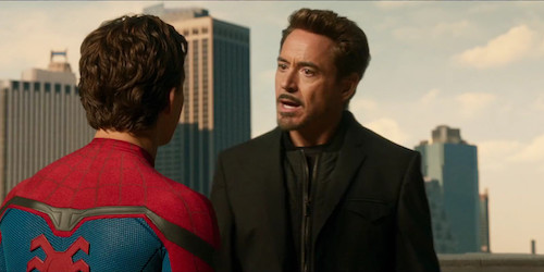 Quand je serais grand, je serais un Avenger comme tonton Tony
