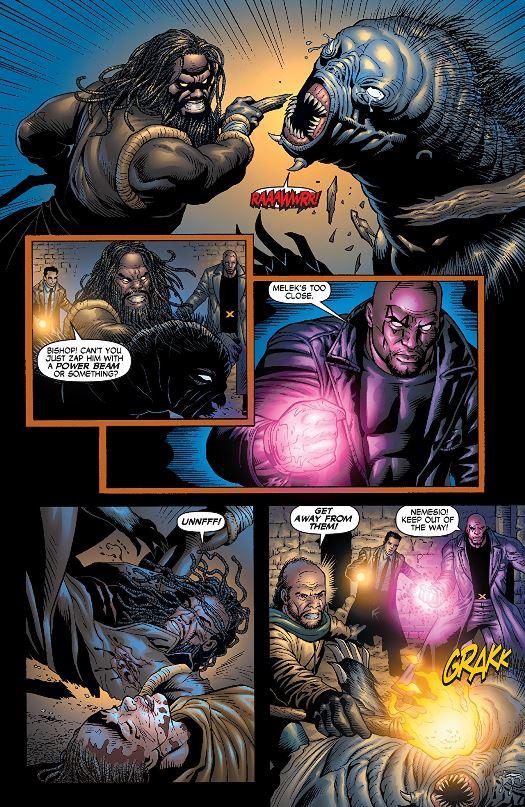 Un mutant pas ragoûtant
