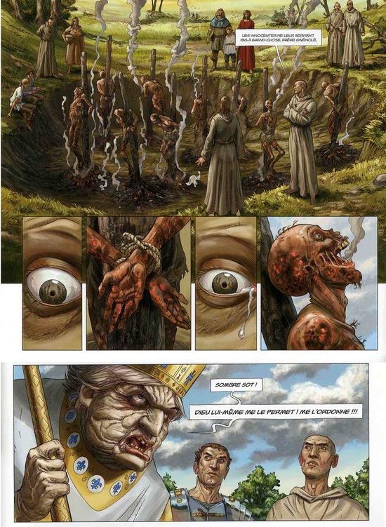 Massacre des druides par le furoncle sur pattes: l'évêque Verus