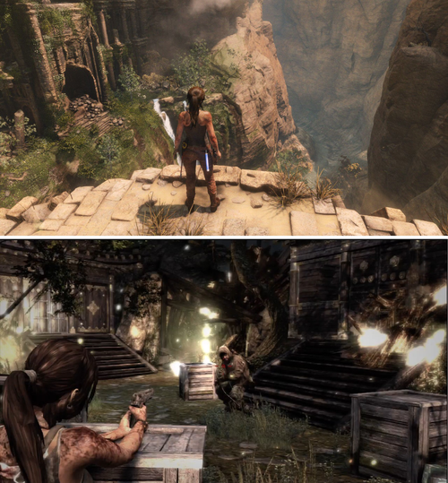 Magnifique visuellement (mais c'est la moindre des choses de nos jours)…mais le charme opère moins niveau gameplay pour moi