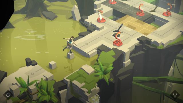 Un jeu visuellement stylisé au concept original