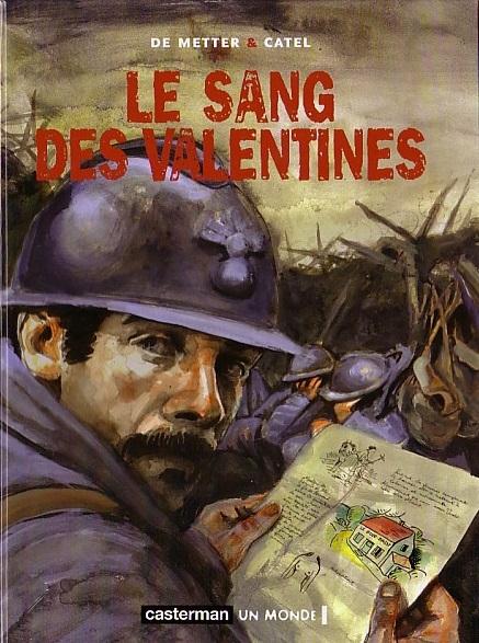 L'amour épistolaire pour survivre aux horreurs de la guerre.