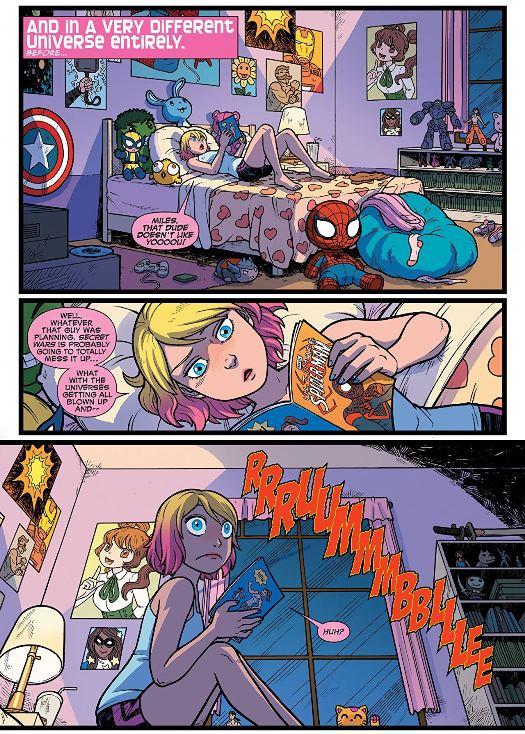 La féminisation du lectorat de comics