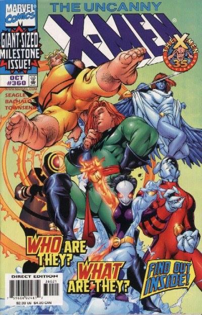 Quizz  express : sans Wikipédia, ni google, qui peut me nommer en 10 secondes ces X-Men ?