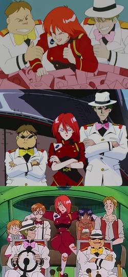 Un trio de vilains comiques qui deviennent finalement de précieux alliés