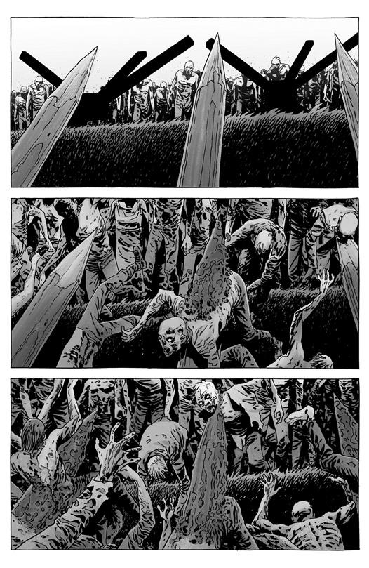 Au pieu, les zombies !