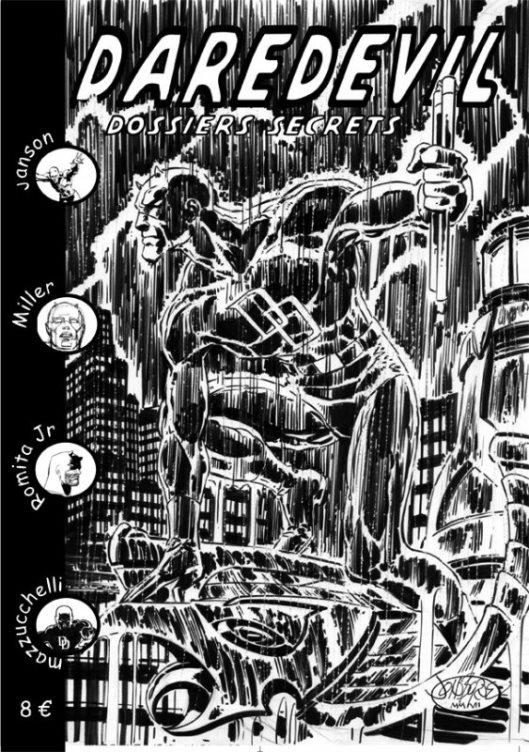 2007 : 1ère publication avec une couverture originale de John Byrne