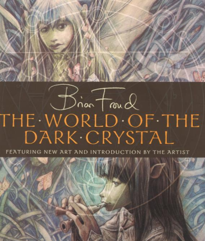 (C) Brian Froud / Knopf Source : Amazon