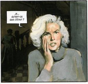 C'est mon coeur qui bat pour toi Norma-Jean....