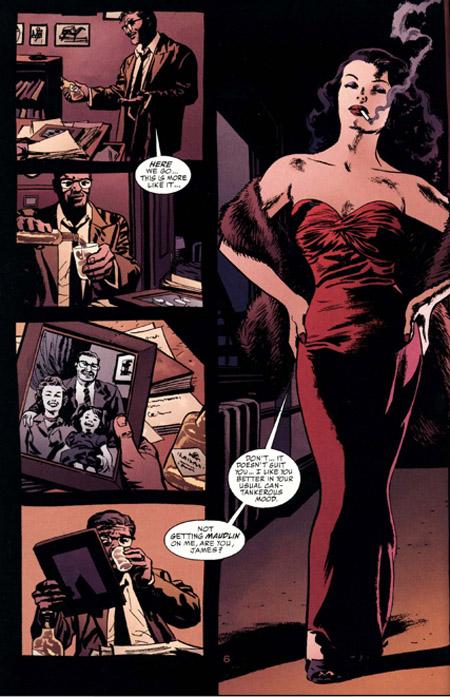 Selina Kyle, femme fatale