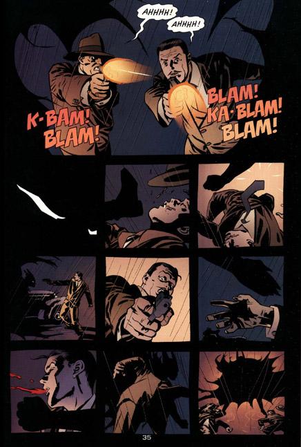 Une ambiguïté sur la nature du Batman pas très bien gérée…