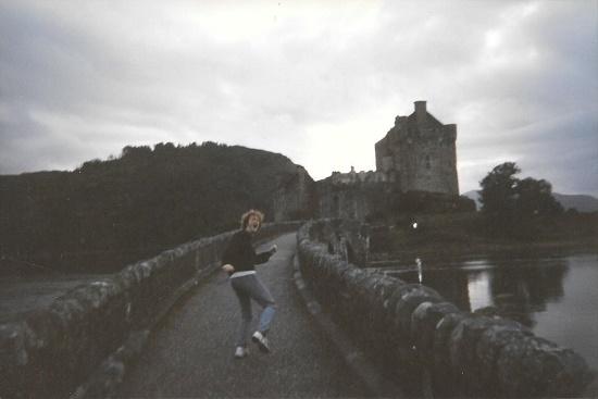 Quelques années plus tard, l'auteur de ces lignes partait pour la terre sacrée, à la recherche du fief des MacLeod (le Donan Castle)!