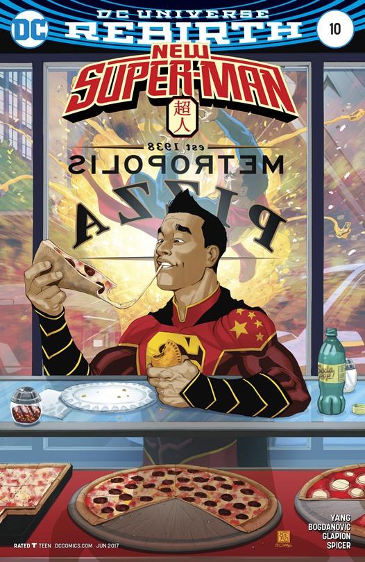 La pizza incarne le rêve américain, par Bernard Chang