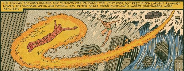 Tout ça,  cest encore la faute de Namor !