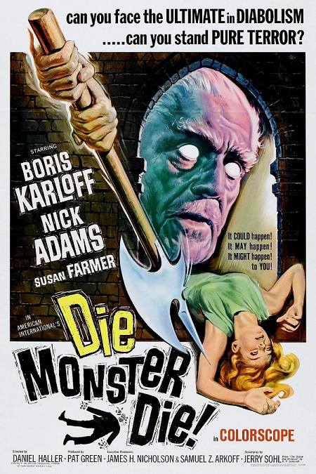 And Boris Karloff Meets Lovecraft...