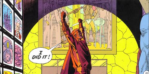 Maintenant que tu as été cité sur Bruce Lit, tu peux vraiment dire que tu as réussi ta vie!
