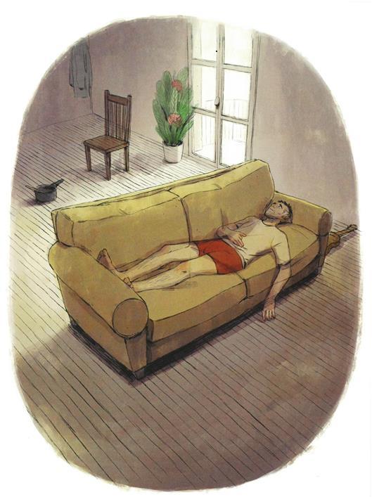 La solitude diminue la sensation d'existence