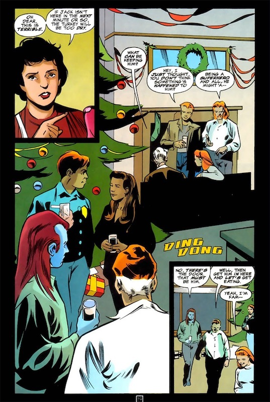 Sérieux, si vous n'avez pas lu Starman, foncez, c'est vachement bien.