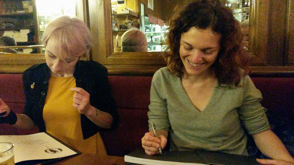Apéro privé avec Julie Rocheleau et Véro Cazot, les stars de Betty Boob