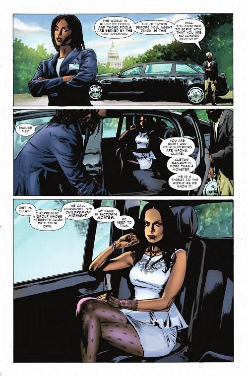 Il n'y a pas que des ch'thons dans cette série. Victoria et Claire sont deux personnages forts.