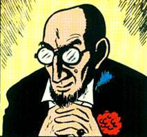 La première apparition du Moriarty du plus grand détective du monde