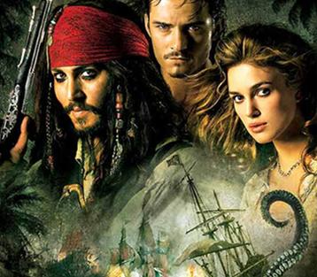 Aventure, batailles navales, monstres et squelettes…comment ne pas leur laisser une chance ?  ©Walt Disney Imagineering