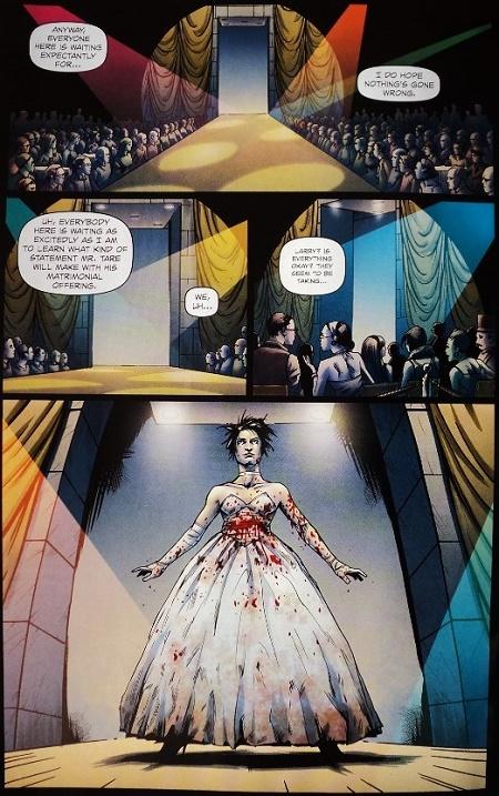 C'est quoi une fashion victim? © Avatar Press Inc