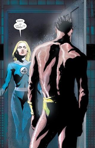 La tentation charnelle sonne à la porte  © Marvel Comics