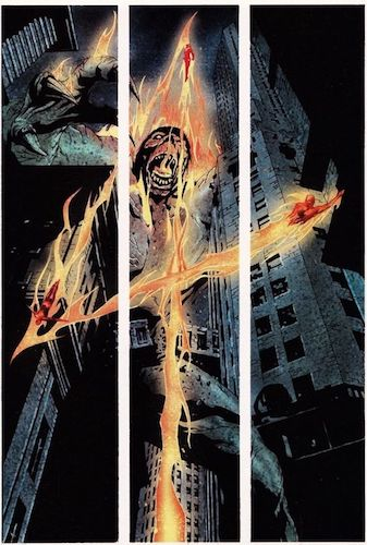 King Kong et Godzilla n'ont qu'à bien se tenir  © Marvel Comics