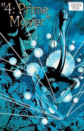José Villarrubia, le plus inspiré du trio créatif ?  © Marvel Comics