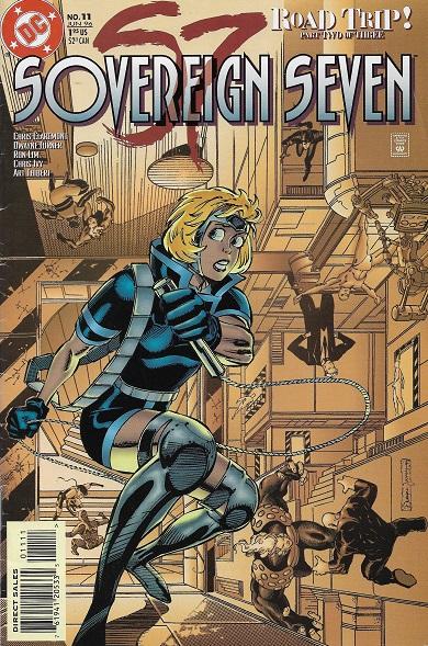 Voyons, monsieur Claremont, retenez-vous! ©Chris Claremont/DC comics