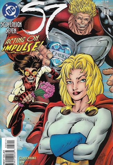 DC un univers bien trop envahissant et parasite. ©Chris Claremont/DC comics