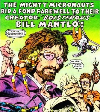 Où comment trouver un portrait de Bill Mantlo ©Marvel
