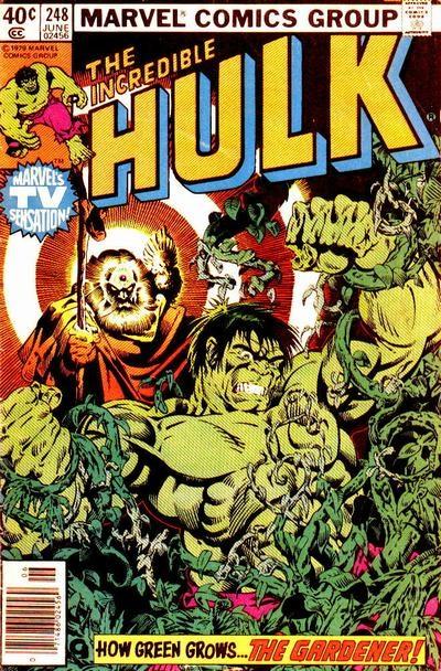 Un Hulk qui ne peut rien contre les lois de la nature. ©Marvel