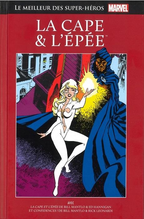 La cape et l'Epée: un petit miracle de la traduction et un duo rare de personnages originaux.  ©Marvel