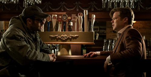 Foggy Nelson, l'ami indéfectible et d'une grande droiture… (c) Netflix  – source Screenrant lien https://screenrant.com/daredevil-season-3-mythology-crime-thriller/