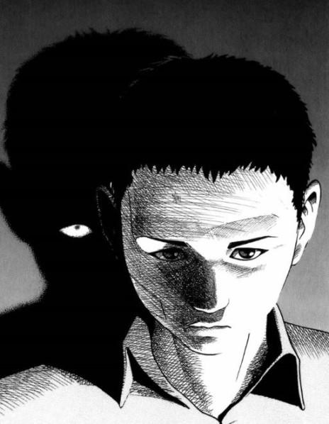 Il y a quelqu un dans ma tête et ce nest pas moi (C)Shôgakukan/Delcourt