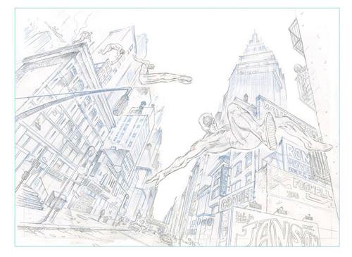 Finalement, ça a du bon, de faire le Jameson, parfois… Daredevil (c) et TM Marvel Comics