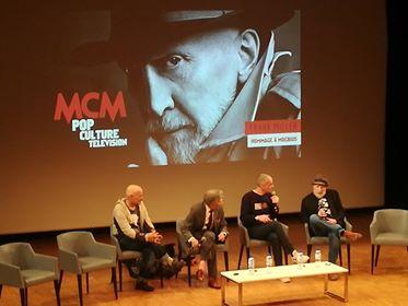 Conférence Moebius  (C) David Brehon