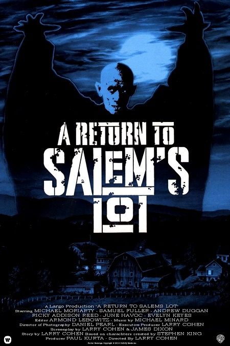 Ouais ! Super ! La suite de SALEM'S LOT ! © Warner Bros. Pictures