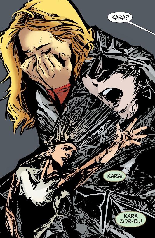 Une question de survie  © DC Comics