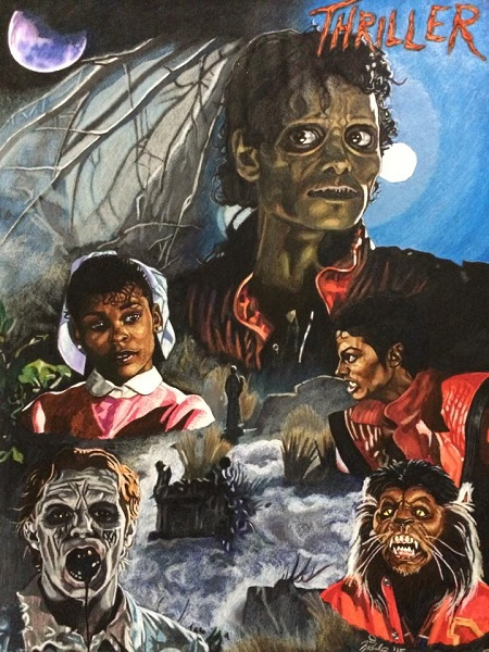 Et si THRILLER avait eu une affiche ? Source : https://www.deviantart.com/bowlfreak/art/The-Complete-Thriller-527246689