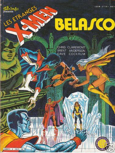 A découvrir en 1985, chez LUG, dans la collection Albums... © Marvel Comics/ Lug